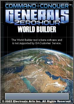C&C Generals World Builder free Download