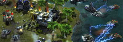 Red Alert 3 Screenshot