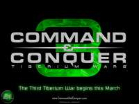 The Third Tiberium War begins this March