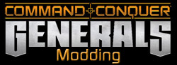 C&C Generals Modding