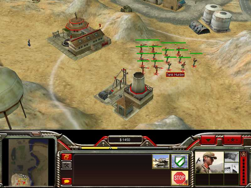 The GLA Will Attempt To Attack You Multiple Times From This Path Since Its Poorly Defended