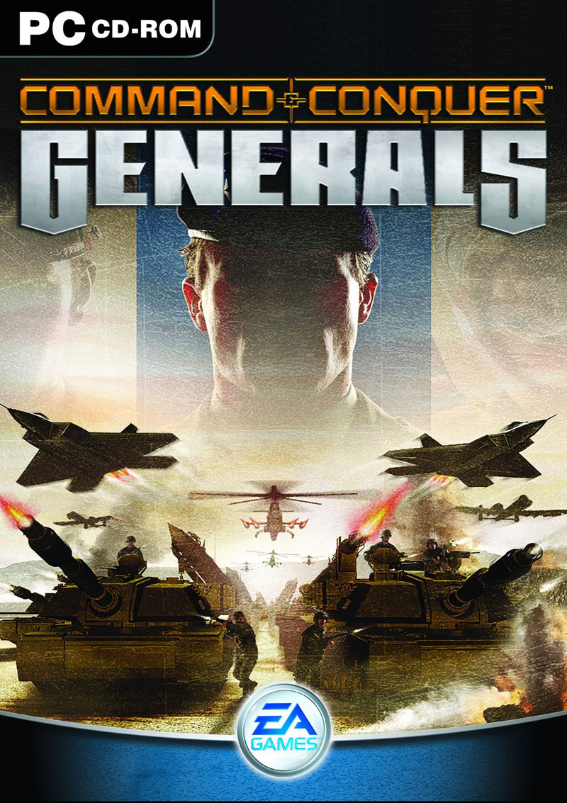 Command and Conquer Generals.